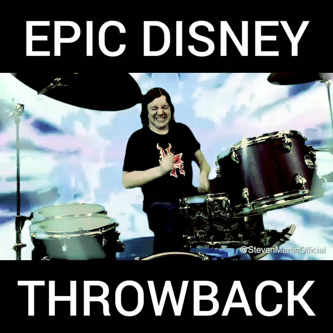 Watch EPIC DISNEY THROWBACK!