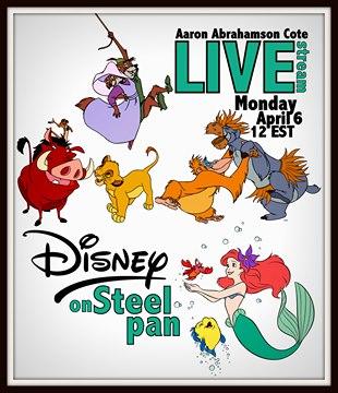Watch Disney Songs - Live on Steel Pan