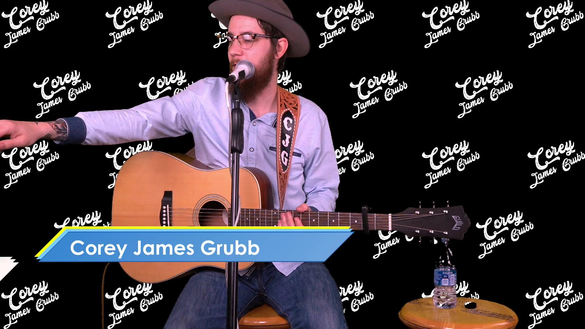 Watch Corey James Grubb Live