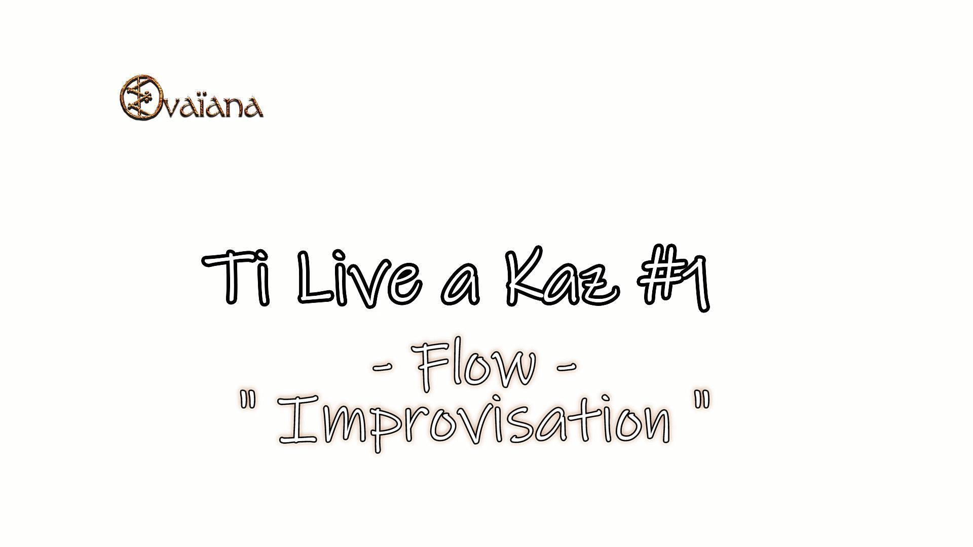 Watch Flow (Ti Live a Kaz #1)
