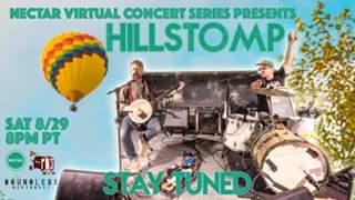 Watch Nectar Virtual Concert Series - Hillstomp