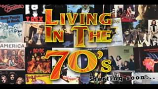 Watch Living In The 70's - Sunday Session (Live Stream)