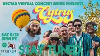 Watch Nectar Virtual Concert Series - Cytrus