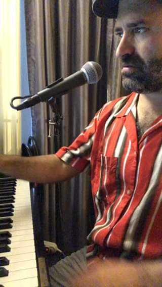 """""""LIVE @ Home"""" Sessions 45  **""""Spinning In Time"""" performance at 9p**  PayPal : cr..."""
