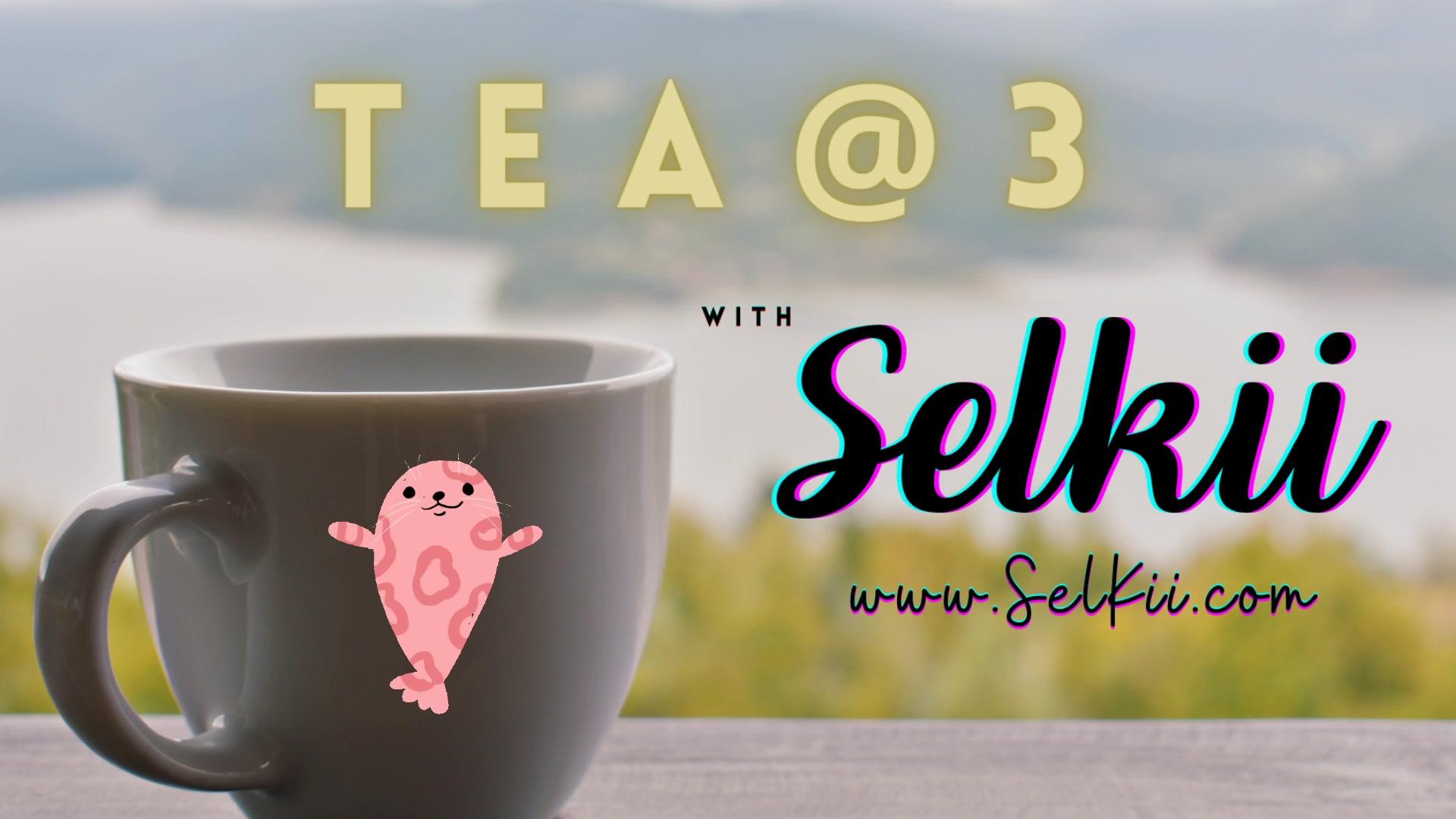 Watch TEA AT THREE JAM :)