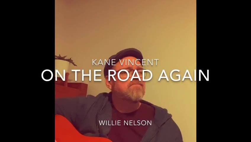 Watch On the road again - Will Nelson cover