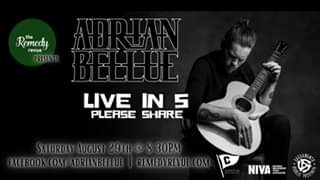 Watch Adrian Bellue - Live at the Remedy Revue