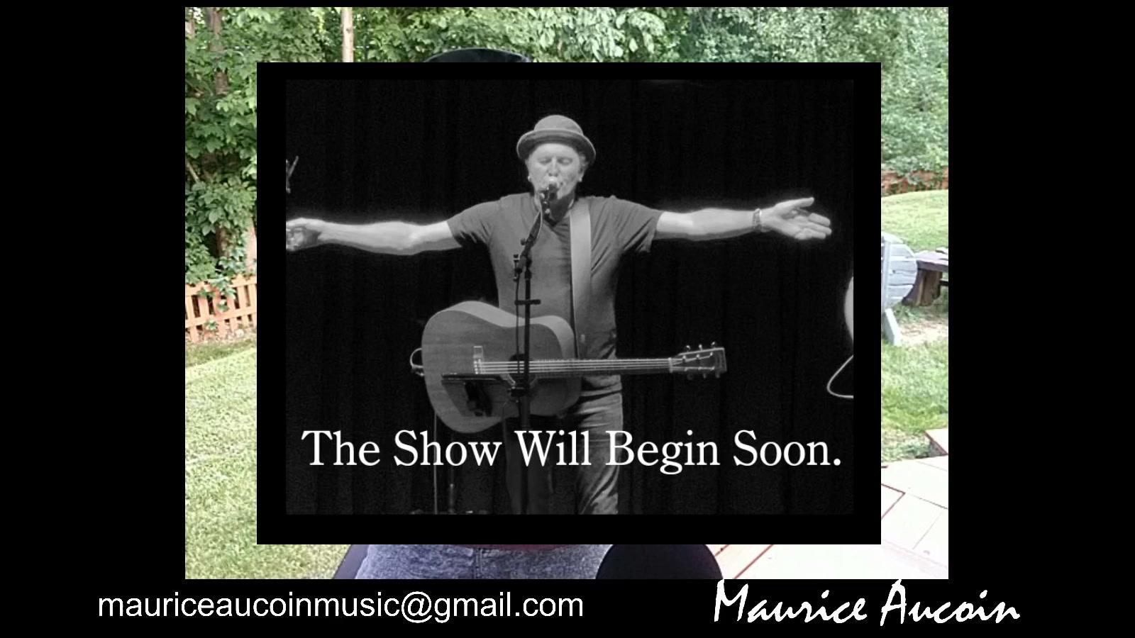 Watch Maurice Aucoin Music Monday