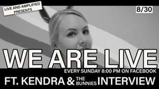 Watch WE ARE LIVE - 083029 Livestream