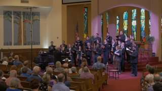 Watch San Antonio Chamber Choir: Motherless Child