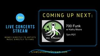 Watch September 5th, 2020 - 700 Funk w/ Kathy Moore (8:30pm PDT)