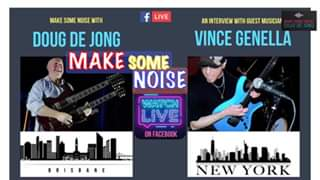 Watch Ep63 MAKE SOME NOISE Live in New York