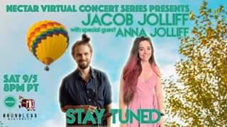 Watch Nectar Virtual Concert Series - Jacob Jolliff