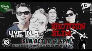 Watch Shotgun Slim - Live at the Remedy Revue